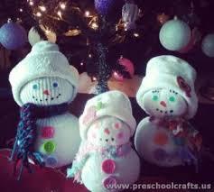 Preschool Holiday Crafts - christmas craft ideas for kids preschool and kindergarten