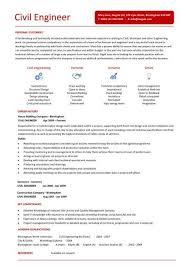 civil engineer resume projects idea engineering resume templates 11 civil engineer