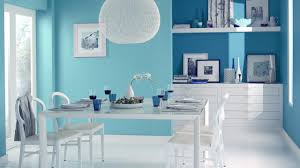 oceanic blues give life to brilliant white dulux