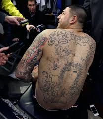 athletes and their back tattoos si com