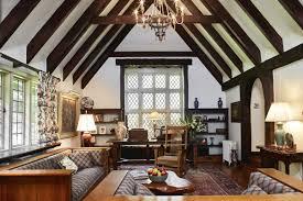 English Tudor Interior Design Charming Tudor In Wynnewood U0027s English Village Lists For 795k
