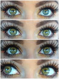 Light Brown Contact Lenses Bigger Eyes Media I Fairy Moe Moe Brown Circle Lens Review