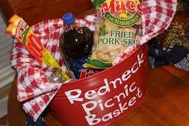 Funny Gift Baskets Redneck Picnic Basket Recipes We Love Very Fun I