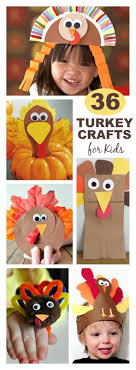 36 adorable thanksgiving crafts for so many ideas kid