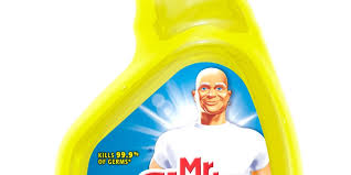 Mr Clean Bathroom Cleaner Mr Clean Multi Surfaces Antibacterial Spray Lemon Scent Review
