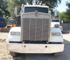 kenworth w900 heavy spec for sale 1983 kenworth w900 dump truck item db3349 sold august 3