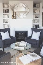 fireplace top shelves next to fireplace wonderful decoration