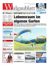 Walgaublatt 14 by Regionalzeitungs GmbH issuu