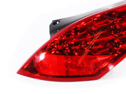 nissan 350z led tail lights nissan 350z 05 07 z33 2 coupe convertible red led rhs right tail