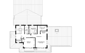 Contemporary Farmhouse Floor Plans by Home Plan Modern Farmhouse With Passive Solar Strategies