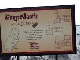 Singer Castle Floor Plan by Adventures Of The Geritol Gypsy Have You Met Captain Turner