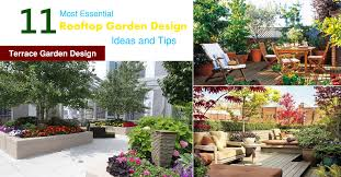 Cheap Garden Design Ideas 11 Most Essential Rooftop Garden Design Ideas And Tips Terrace
