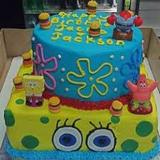 spongebob cake ideas spongebob birthday cake for my baby boy kids birthday cakes