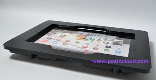 Ipad In Wall Mount Docking Station Blog Pos In Cloud