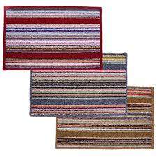 bulk multipurpose striped floor mats at dollartree com