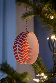 15 christmas paper crafts paper christmas ornaments diy paper
