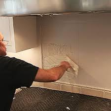 how to tile kitchen backsplash 32 best tile how to images on kitchen backsplash
