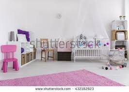 Pink And White Bedrooms - girls bedroom stock images royalty free images u0026 vectors