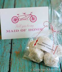mexican wedding favors mexican wedding cookies of honor 52 kitchen adventures