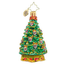 109 best christopher radko gems ornaments images on