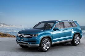 volkswagen electric concept detroit auto show volkswagen to tackle the explorer with diesel
