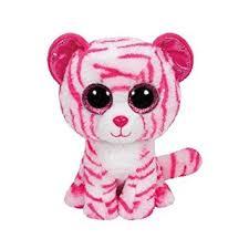 amazon ty beanie boo plush asia tiger 15cm toys u0026 games