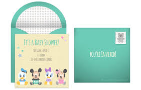online baby shower plan a memorable disney baby shower