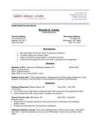Barista Resume No Experience Barista Description Resume Sles 16 Images Records Clerk Resume
