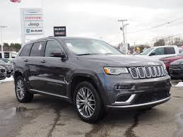 jeep cherokee gray 2017 certified pre owned 2017 jeep grand cherokee summit 4x4 summit 4dr