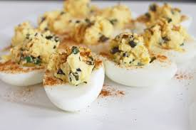 clean eating recipe green onion deviled eggs clean eating diet