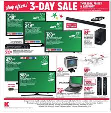 sears thanksgiving doorbusters kmart black friday ad 2016