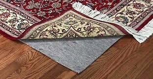 area rug padding oriental rug salon