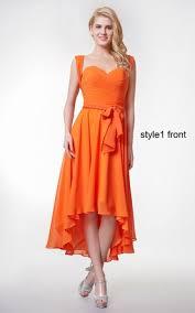 high lo hemline bridesmaids dresses hi low dress for bridesmaid