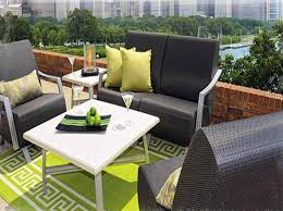 Outdoor Furniture For Small Spaces - Small porch furniture