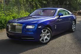 roll royce blue rolls royce wraith 6 6 blue metallic unreg 7s auto