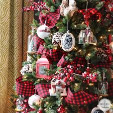 Christmas Tree Ideas 2015 Red 3 Popular Christmas Tree Decorating Ideas Blog Treetopia Com