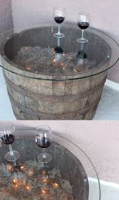 Lowes Porch Lights by Creative Decoration Ideas With String Lights Whiskey Barrels