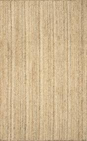beachcrest home latham rigo jute hand woven tan area rug u0026 reviews