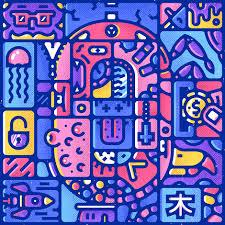 hidden numbers u2013 enisaurus illustration