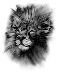 tattoo design lion lion by badfish1111 on deviantart