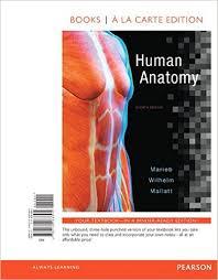 Human Anatomy And Physiology Marieb 7th Edition Amazon Com Human Anatomy Books A La Carte Edition 8th Edition