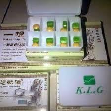 cara minum obat klg super herbal original big longcara