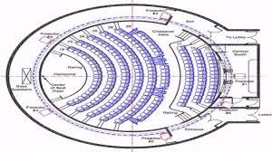 theatre floor plan dwg youtube
