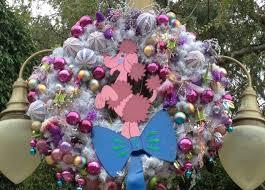 disneyland design the wreaths of small world