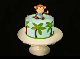 monkey cake topper make a cheeky monkey cake topper with margie tutorial