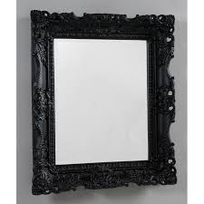 Mirrors Home Decor Home Decor Antique French Black Mirror Black Mirror U2013 Home Decor