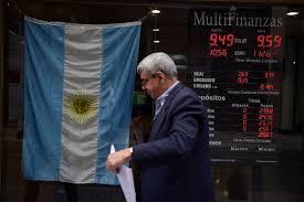 bureau change 13 voting argentines want big change for their dollars