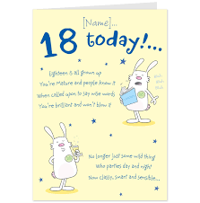 funny 18th birthday cards printable saflly free printable