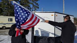 Rv Flag Poles On The Go Flag Pole Mount How To In 5 Minutes Youtube