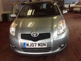 used toyota cars for sale in leyland lancashire motors co uk